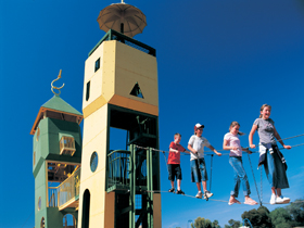 Monash Adventure Park - Accommodation in Bendigo