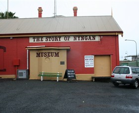 Nyngan Museum - Accommodation in Bendigo