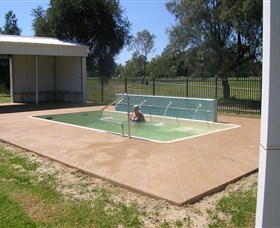 Mungindi Hot Pool