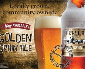 Barellan Beer - Community Owned Locally Grown Beer - Accommodation in Bendigo