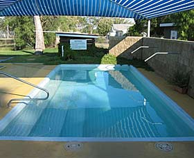 Boomi Artesian Hot Spa and Cold Pools - Accommodation in Bendigo