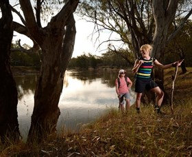Narrandera Bike and Hike Track - Accommodation in Bendigo