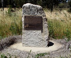 Aerial Trunk Route Memorial - Accommodation in Bendigo
