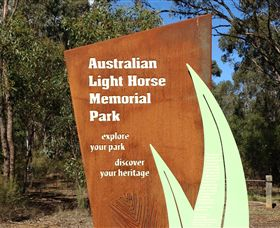 Australian Light Horse Memorial Park - Accommodation in Bendigo