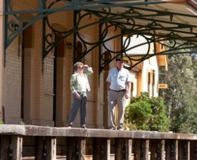 Federation Story Self Guided Walking Tour - Accommodation in Bendigo