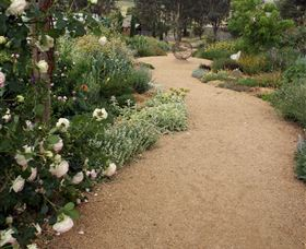 Perennialle Plants Nursery and Garden - Accommodation in Bendigo