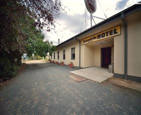 The Farmers Inn at Burrumbuttock - Accommodation in Bendigo