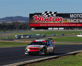 Winton Motor Raceway - Accommodation in Bendigo
