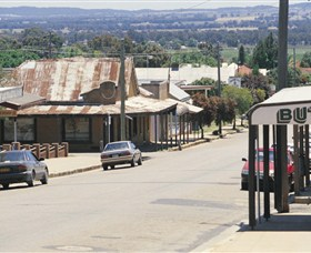Gulgong Symbol Trail - Accommodation in Bendigo