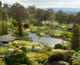 Cowra Japanese Garden and Cultural Centre - Accommodation in Bendigo