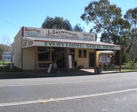 Grimwoods Store Craft Shop - Accommodation in Bendigo