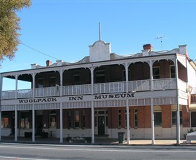 Woolpack Inn Museum - Accommodation in Bendigo