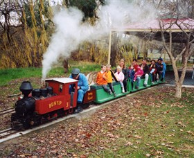 Holbrook Miniature Railway - Accommodation in Bendigo