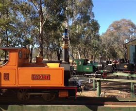 Mudgee Miniature Railway - Accommodation in Bendigo