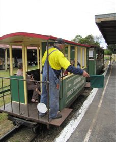Alexandra Timber Tramway - Accommodation in Bendigo