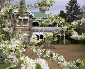 Saumarez Homestead - Accommodation in Bendigo
