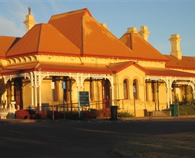 Armidale Railway Museum - Accommodation in Bendigo