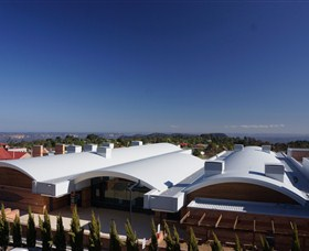 Blue Mountains Cultural Centre - Accommodation in Bendigo