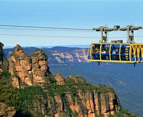 Greater Blue Mountains Drive - Blue Mountains Discovery Trail - Accommodation in Bendigo