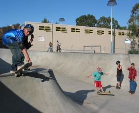 Goulburn Skate Park - Accommodation in Bendigo