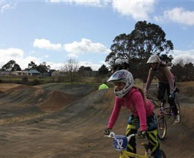 Goulburn BMX Park - Accommodation in Bendigo