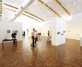 Goulburn Regional Art Gallery - Accommodation in Bendigo