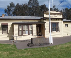 Maffra Sugar Beet Museum - Accommodation in Bendigo