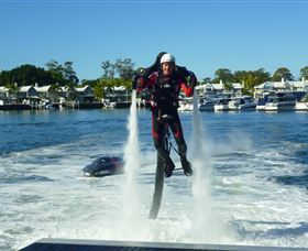 Jetpack Adventures - Accommodation in Bendigo