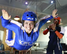 iFly Indoor Skydiving - Accommodation in Bendigo