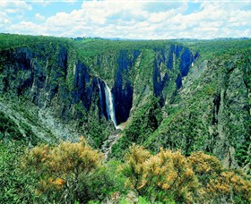 Wollomombi Falls - Accommodation in Bendigo