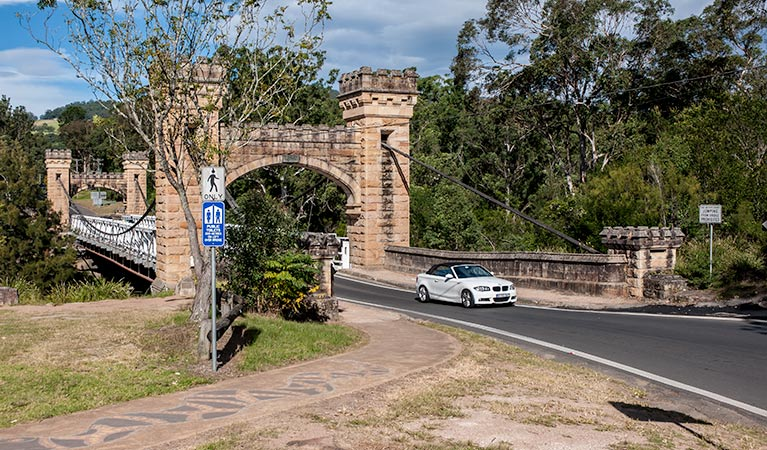 Coast to the Highlands scenic drive  Kangaroo Valley - Accommodation in Bendigo