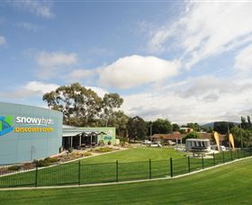 Snowy Mountains Hydro Discovery Centre - Accommodation in Bendigo