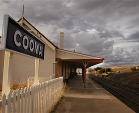 Cooma Monaro Railway - Accommodation in Bendigo