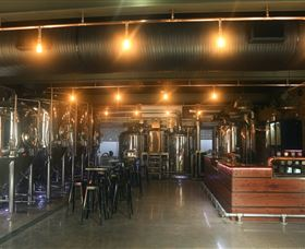 Pumpyard Bar and Brewery