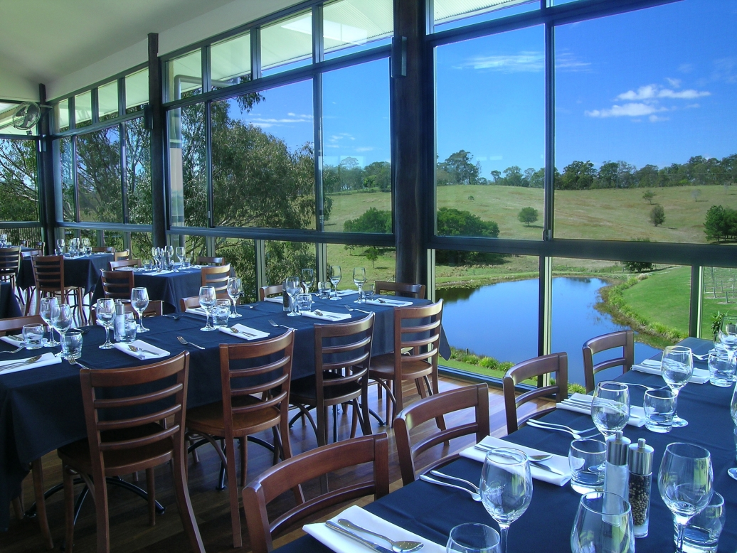 Ocean View Estates Winery and Restaurant - Accommodation in Bendigo