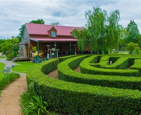 Amazement Farm and Fun Park / Cafe and Farmstay Accommodation - Accommodation in Bendigo