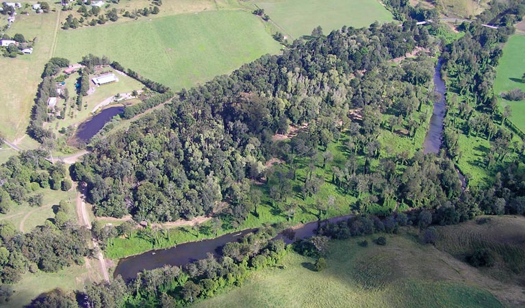 Moore Park Nature Reserve - Accommodation in Bendigo