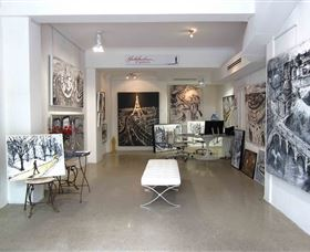 Mark Hanham Gallery - Accommodation in Bendigo
