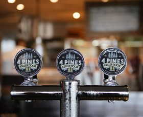 4 Pines Brewing Company - Accommodation in Bendigo