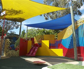 Logan Gardens - Accommodation in Bendigo