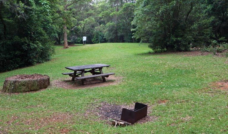 Never Never picnic area - Accommodation in Bendigo