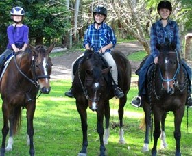 Kings Creek Saddle Club - Accommodation in Bendigo