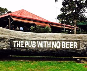 The Pub With No Beer - Accommodation in Bendigo