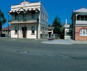 Wingham Self-Guided Heritage Walk - Accommodation in Bendigo