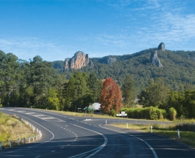 Nimbin Rocks - Accommodation in Bendigo