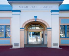 Lismore Memorial Baths - Accommodation in Bendigo