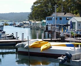 Narooma Marina - Accommodation in Bendigo