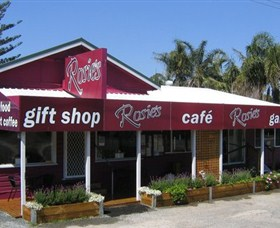 Rosies Cafe and Gallery - Accommodation in Bendigo