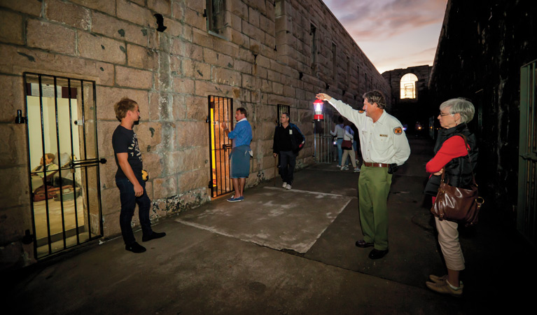 Trial Bay Gaol - Accommodation in Bendigo