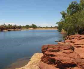 Gascoyne River - Accommodation in Bendigo